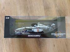 MINICHAMPS 18th McLaren MP4/13 Hakkinen World Champion 98