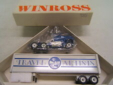 Winross Travel Artists Lancaster, PA MIB 1/64 Diecast Tractor Trailer USA Made