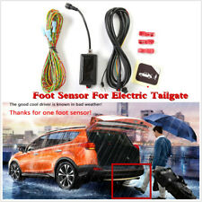 1 Set Car Power Tailgate One Foot Sensor Automatic Trunk Induction Opener Kick