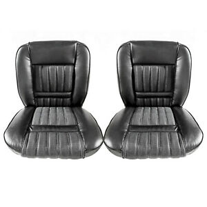Ford XW XY Falcon Low Back Seats Pair