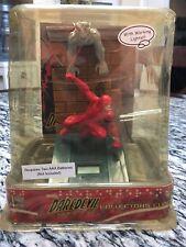 DareDevil Collectors Desk Digital Clock With Light Marvel 2003
