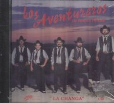 Los Aventureros de Nueva Rosita La Changa CD New Sealed