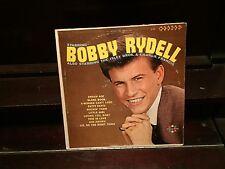 Bobby Rydell STARRING LP Isley Brothers Charlie Francis Vinyl VG++