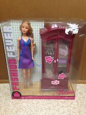 Barbie Doll Fashion Fever Dressing Room Closet Bedroom Furniture Accessory Rare