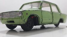 LADA VAZ 2101 ZIGULI METAL CAR 70' RUSSIAN EDITION 1:43 RARE SEE MORE USSR CCCP