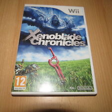 XENOBLADE CHRONICLES (WII)  pal