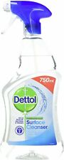 Dettol Anti-Bacterial Surface Cleanser, 750 ml, Pack of 6 - | Uk Fast Shipping |