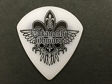 New Guitar Pick ESP PA-TO10 Takayoshi Ohmura from JAPAN