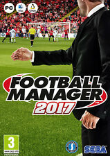 Football Manager 2017 (calcio Manageriale) PC It Import Sega