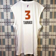 NWT Adidas WNBA Phoenix Mercury White Jersey Diana Taurasi #3 2XL