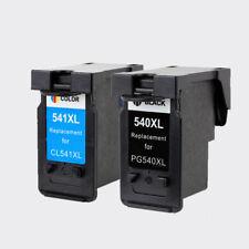 2x Kompatibel Canon PG-540 CL-541 Tintenpatronen für Pixma MG2150 MG2250 Drucker