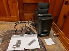 BOSE Cinemate  Series Home Theater System -TESTED Sounds Great!