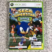 Xbox Live Arcade w/ Pac-Man & Sonic Superstars Tennis (Xbox 360 Game Bundle) CIB