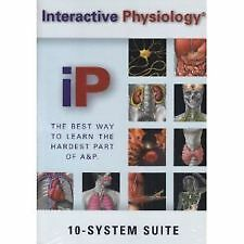 Interactive Physiology 10-system suite ISBN 9780805361179