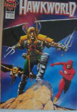 DC Comic 1990 Annual No.1 Hawkworld