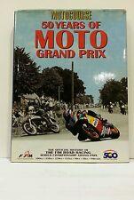 MOTOCOURSE 50 Years of Moto Grand Prix