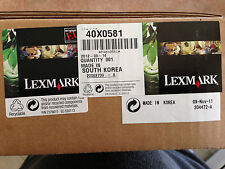 Lexmark Assembly Media Feed Unit 40X0581