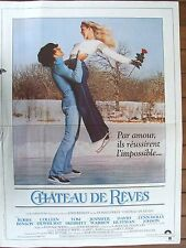 AFFICHE - CHATEAU DE REVES ROBBY BENSON COLLEEN DEWHURST DONALD WRYE