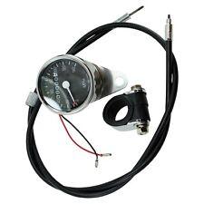 Mini Speedometer Kit Fits Sportster Late 1973-1994, 73-94 FX, FXR chopper bobber