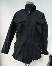 "Vintage British Army 85 Pattern combat jacket Dyed Black 40"" Chest"