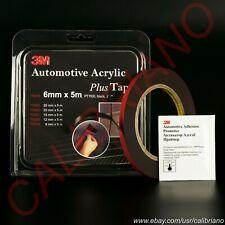 3M  Automotive Double-coated Acrylic Plus Tape PT1100 5yd + Gift Promoter Napkin