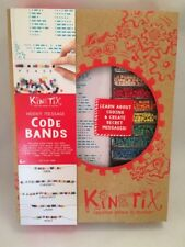 Kinetix Hidden Message Code Bands Creative Minds in Motion Diy Educational