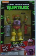 Teenage Mutant Ninja Turtles Superstars Leonardo as John Cena WWE RARE TMNT