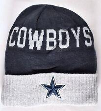 2017 Dallas Cowboys Era NFL Knit Hat on Field Sideline Beanie 176d7fc2a0a0