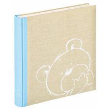 """Babyalbum Walther """"Dreamtime"""" blau Fotoalbum für Jungen Fotobuch Babybuch Album"""