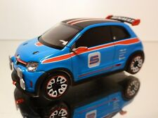 NOREV  RENAULT TWINRUN #5 - BLUE 1:43 - EXCELLENT CONDITION - 36/35