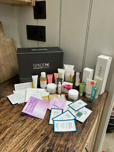 Space NK - Box of 34 mixed samples and 2 full sized products