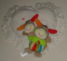 babydream Greifling Esel bunt * 2 Stück *