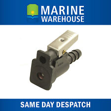Fuel Line Connector OMC Evinrude & Johnson Quick Connect Suits 10mm Hose 203033