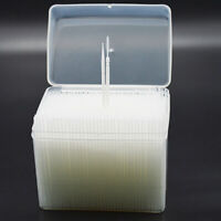 1100 Pcs Plastic Dental Picks Oral Hygiene 2 Way Interdental Tooth CL Brush V0G7