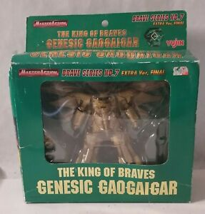 King of Braves Genesic Gaogaigar Figure Series 7 Final Version Yujin