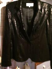 Sparkly Quality Party Sequin Blazer Jacket VILA size L Or Uk 14!!