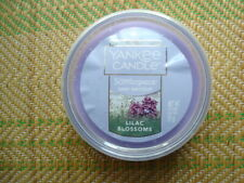 YANKEE CANDLE SCENTERPIECE  LILAC BLOSSOMS MELT CUP   2.2oz    ~NEW~