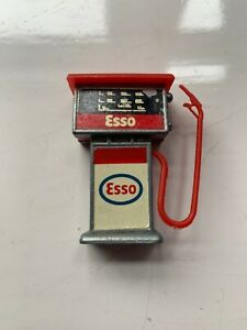 Vintage Esso Pump Lead Toy