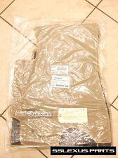 Lexus RX300 (1999-2003) OEM Genuine 3pc CARPET FLOOR MATS (Ivory / Tan)