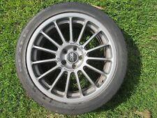"OZ Racing Wheels 17"" with tyres x 4 - Suit Subaru, Golf, VW, Audi, Toyota"