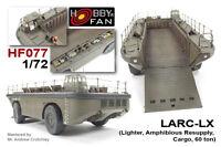 Hobby Fan 1/72 HF-077 LARC-LX (Lighter, Amphibious Resupply, Cargo, 60ton)