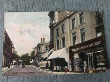 3x Bristol Clifton W H Smith Shop Front Castle St British Home Stores Shop