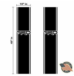 Toyota Tundra Tacoma TRD Truck Stripe Decal Racing Vinyl Sticker Stripes