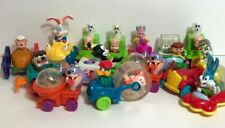 14 Lot McDonalds Happy Meal Toys Tiny Toons Looney Toons Animaniacs Vehicles