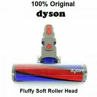 New Genuine DYSON V8 V10 V11 Absolute Fluffy Soft Roller Head Tool 966489-04