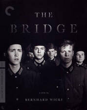 The Bridge - Special Edition ( Blu-ray - Criterion Collection 06-23-2015 ) NEW