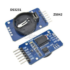 2PCS DS3231 AT24C32 IIC RTC Clock Timer Memory Module For Arduino Replace DS1307