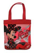 Disney Minnie Mouse Tote Bag Handbag Shopping Bag