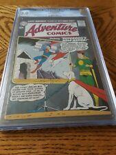 Adventure Comics #269 CGC 3.0 1st Appearance Aqualad Detach Cover Presents Well