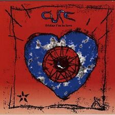 Cure Friday I'm in love (Strangelove Mix, 1992, digi) [Maxi-CD]